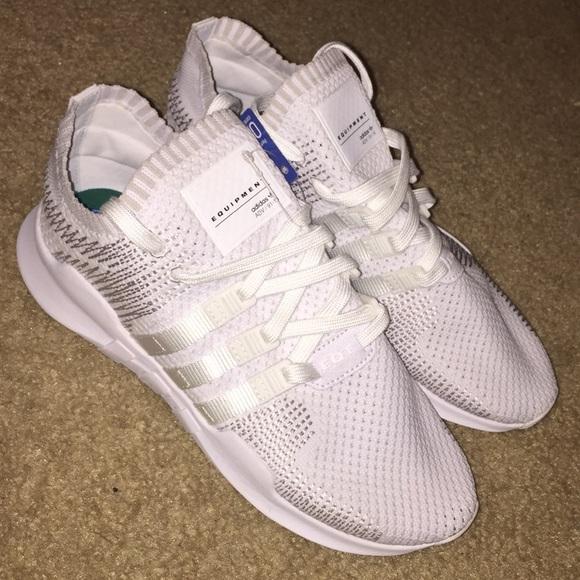 le adidas nwt eqt white mens dimensioni 7 poshmark